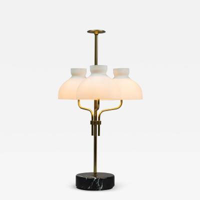 Ignazio Gardella Tre Fiamme Large Table Lamp by Ignazio Gardella