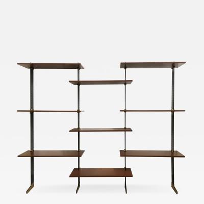 Ignazio Gardella Wall bookcase by Ignazio Gardella for Misuraemme