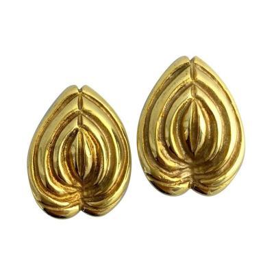 Ilias Lalaounis Ilias Lalaounis Gold Earrings