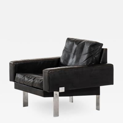 Illum Wikkels Easy Chair Produced by Michael Laursen