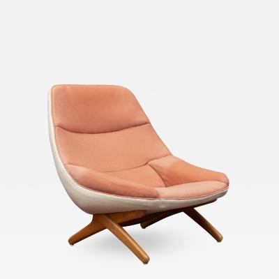 Illum Wikkels Illum Wikkelso Lounge Chair Model ML 91