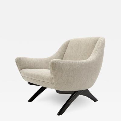 Illum Wikkels Illum Wikkelso ML 90 Armchair 1960s