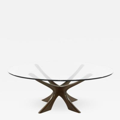 Illum Wikkels Scandinavian Modern Coffee Table by Illum Wikkels