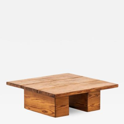 Ilmari Tapiovaara Coffee Side Table Produced by Laukaan Puu