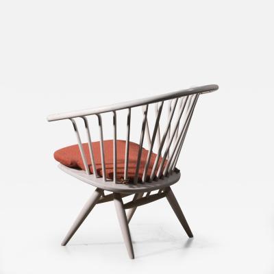 Ilmari Tapiovaara Crinolette chair by Ilmari Tapiovaara labeled Asko