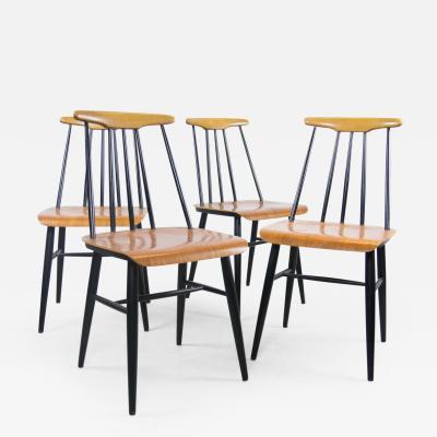 Ilmari Tapiovaara Fanett Dining Chairs by Ilmari Tapiovaara