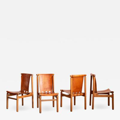 Ilmari Tapiovaara ILLMARI TAPIOVAARA DINING CHAIRS SET OF 4