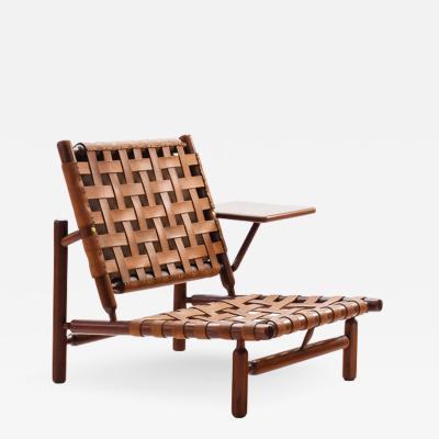 Ilmari Tapiovaara Lounge Chair by Ilmari Tapiovaara for Paolo Arnaboldi Italy 1957
