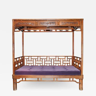 Impressive Chinese Day Bed