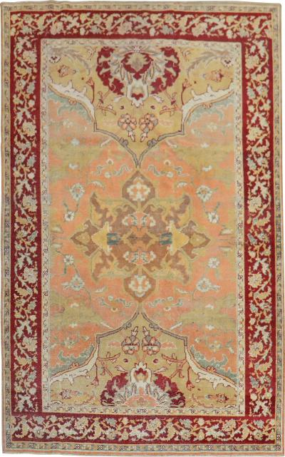 Indian Agra Accent Rug rug no j2015