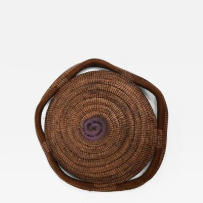 Indian American Handmade Basket Bowl