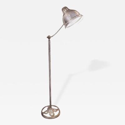 Industrial Metal Floor Lamp Light