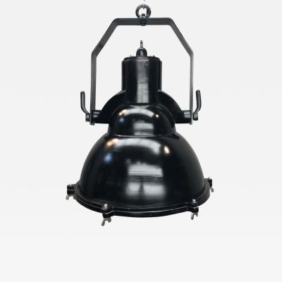 Industrial Style Black Cargo Ceiling Pendant Light