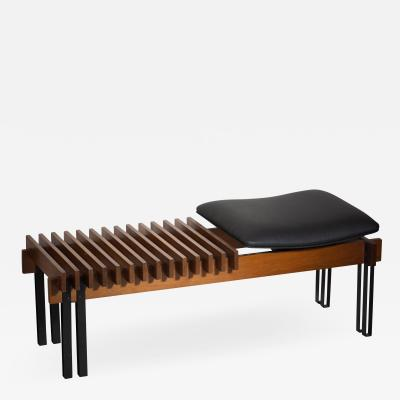 Inge and Luciano Rubino Bench by Inge and Luciano Rubino