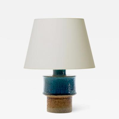Inger Persson Petite architectonic table lamp with tiered volumes Inger Persson