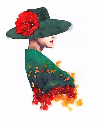 Irena Orlov Autumn Woman Fantasy 10