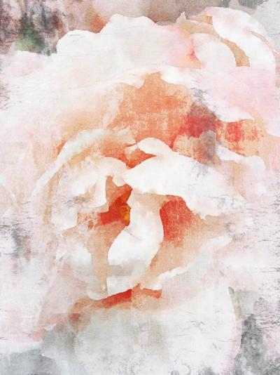 Irena Orlov Blushing Beauty Mixed Media on Canvas 60 x 40