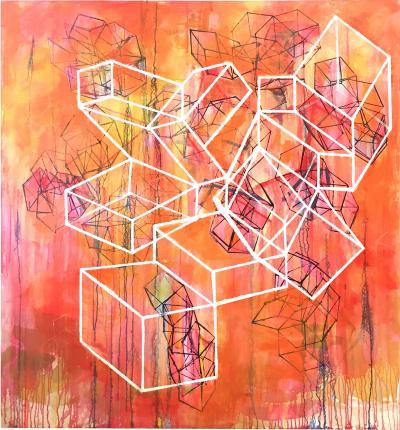 Iris Kufert Rivo Orangement 2016 by Iris Kufert Rivo