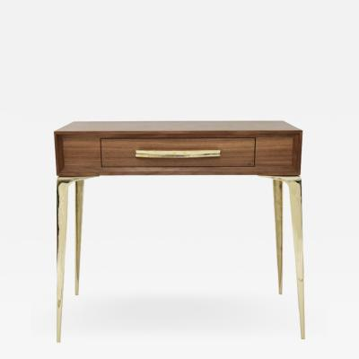 Irwin Feld STILETTO SINGLE DRAWER CONSOLE