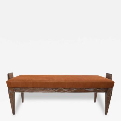 Irwin Feld The Atlas Bench