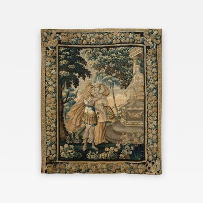 Isaac Moillon Early 18th Century Aubusson Mythological Tapestry Circa 1720