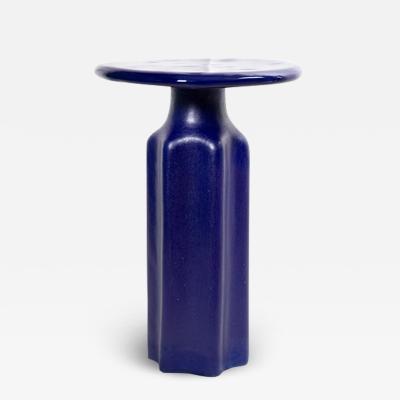 Isabelle Sicart Bloom Blue Side Table