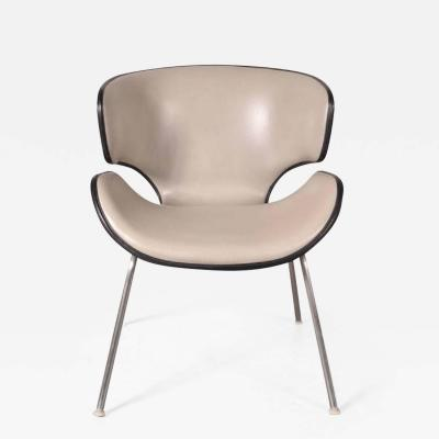 Isamu Kenmochi 1961s Easy Chair T 3048M by Isamu Kenmochi for Tendo Japan