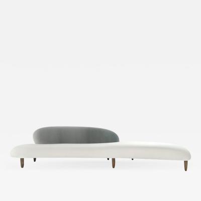 Isamu Noguchi Freeform Sofa by Isamu Noguchi