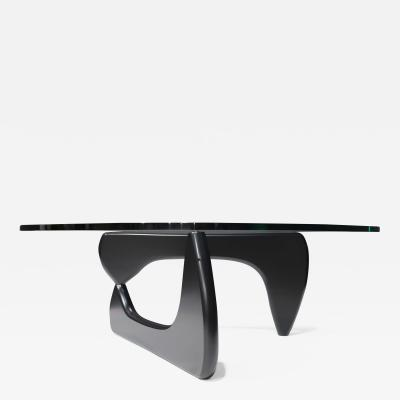 Isamu Noguchi Noguchi for Herman Miller Signed Coffee Table with Black Base