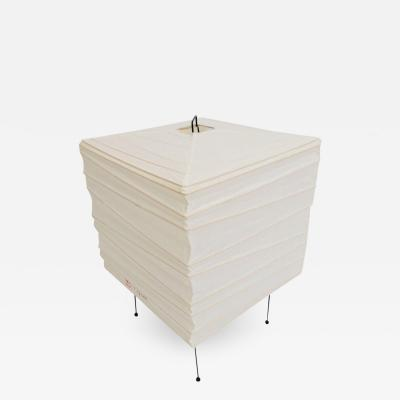 Isamu Noguchi Sculptural Table Lamp by Isamu Noguchi Akari Series 3 X