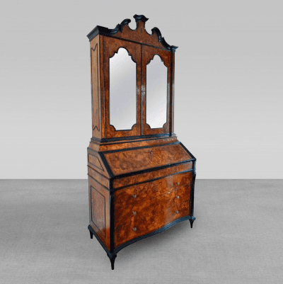 Italian 18th Century Baroque Secretary