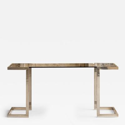 Italian 1970 Consolle Table