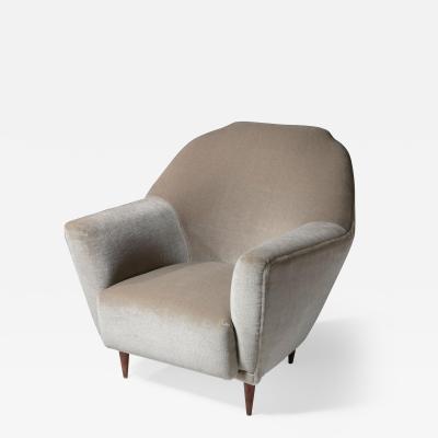 Italian 50s Lounge Chair