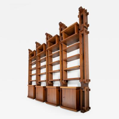 Italian 60s Bookcase