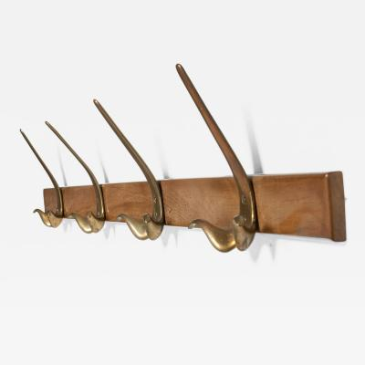 Italian 60s Sculptural Coat Rack