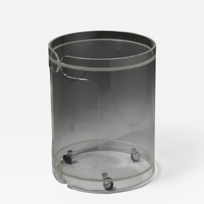 Italian 70s Plexiglass Dry Bar