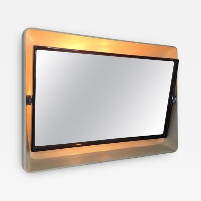 Italian Adjustable Lighted Mirror