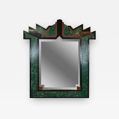 Italian Art Deco Style Mirror