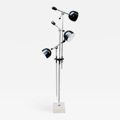 Italian Articulated Floor Lamp