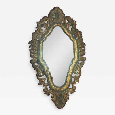 Italian Baroque Venetian Mirror