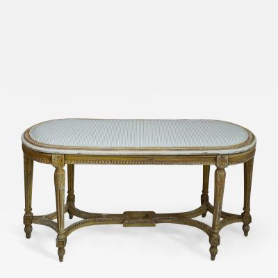 Italian Bench in the Directoire Style
