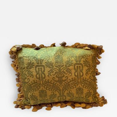 Italian Brocatelle Pillow
