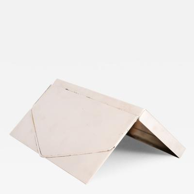 Italian Envelope box by Teghini