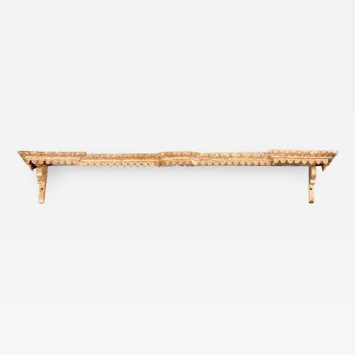 Italian Gilt Shelf