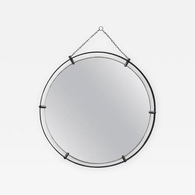 Italian Iron Mirror