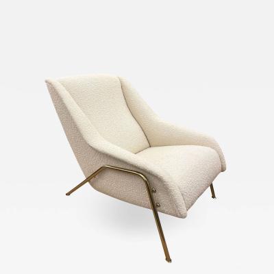 Italian Mid Century Lounge Chair