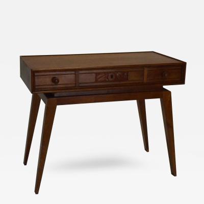 Italian Mid Century Modern Writing Table or Desk