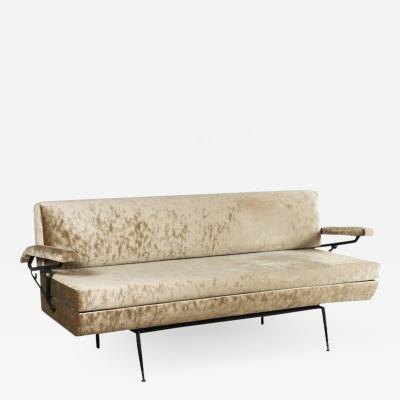 Italian Mid Century Sofa and Daybed in Style of Osvaldo Borsani