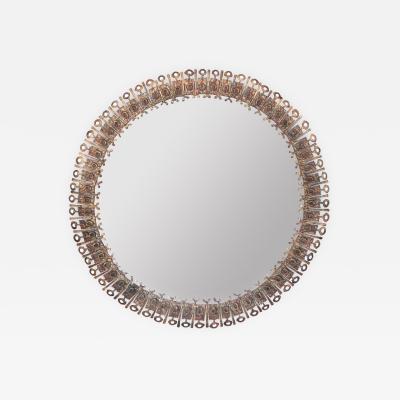 Italian Modernist Mirror