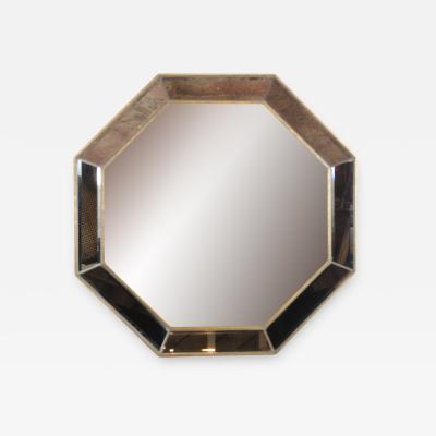 Italian Octagonal Shape Mirror